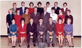 Princess Margaret School Staff 1964-1965