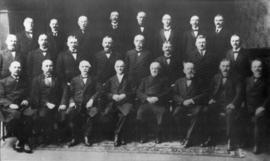 Ministers of the Thiensdorf congregation