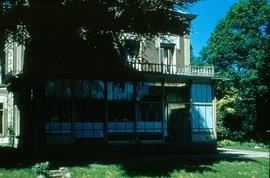Villa used for Camp headquarters in Gronau