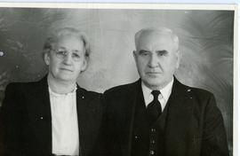 Peter A. Rempel and wife Susanna