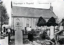 Mennonite church at Tiegenhagen