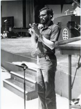A Performer at the MWC, 1978