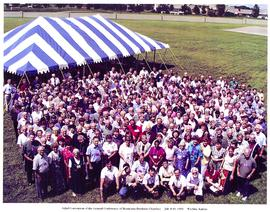Delegates at the 1999  General Conference of MB Churches convention