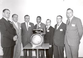 International guests at the 1960 General Conference of MB Churches convention
