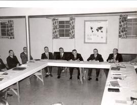 Meeting of US Conference of Mennonite Brethren Churches Board of Reference & Counsel and Cons...