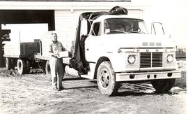 Otto Jost with MCC West Coast Raisin Drive Truck