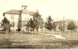 German School in Mountain Lake, Minnesota