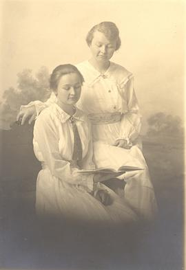 Elizabeth and Katherine Adrian