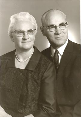 Linda and B. J. Braun