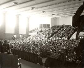 Delegates at the 1960 General Conference of MB Churches convention