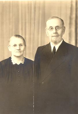 Margaretha and Jacob W. Reimer