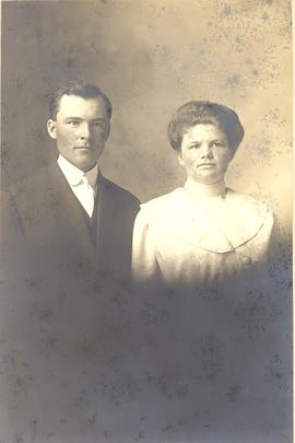 Jacob J. and Minnie Wiebe