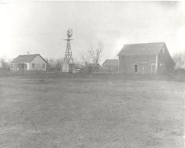 Homestead of Jacob Wiens, Henderson, Nebraska