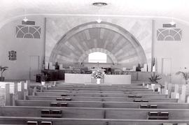 Bethany Mennonite Brethren Church sanctuary