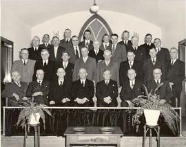 Canadian Mennonite Board of  Colonization