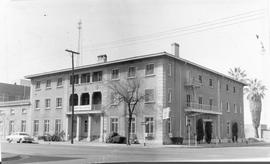 Pacific Bible Institute building on Tuolumne Street