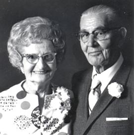 Margaret and J.C. Penner