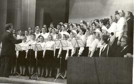 Donskoj Mennonite Brethren Church choir