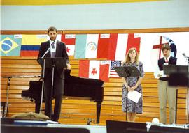 Speakers at the 1990  General Conference of MB Churches convention