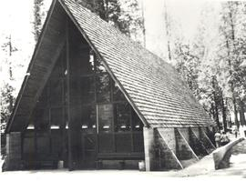 Chapel at Hartland Christian Camp