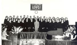 Reedley Mennonite Brethren Church Choir, ca. 1947-1953