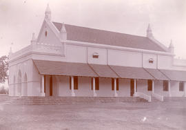 Church building at Suryapet