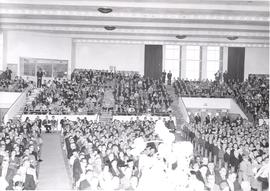 Centennial festival service during the 1960 General Conference of MB Churches convention