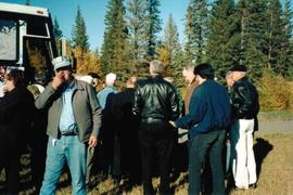 Bus Tour to LaCrete, Alberta (2003)