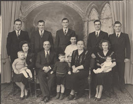 Peter Regehr family picture
