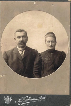 Peter and Maria Peters