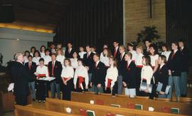 Choir with Rudy Baerg