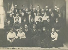 A mixed choir in Russia
