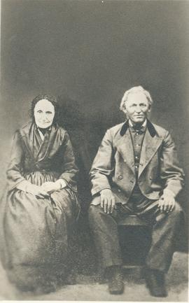 Gerhard and Katharina Krahn