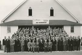Canadian Mennonite Conference Attendees