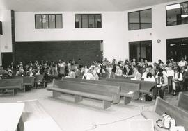 View of participants at the conference