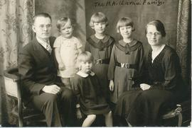 H.A. Unruh family