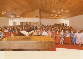 108 Mile Chapel congregation