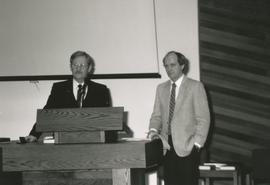 Dietrich Rempel and Walter Paetkau