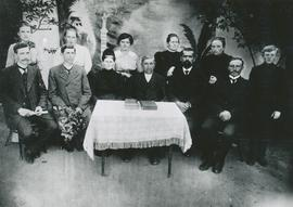Benjamin B. and Helene Janz family