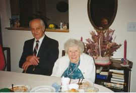 Cornelius and Katharina (Klassen) Regehr's  60th wedding anniversary