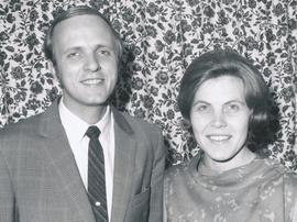 Walter and Hilda Friesen