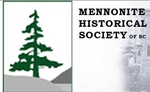 Zu Mennonite Historical Society of British Columbia (repository) gehen