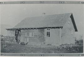First home built in Yarrow, BC