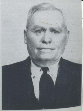 Altester David Heidebrecht