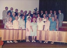 East Aldergrove church choir