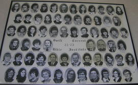 Swift Current Bible Institute 1973