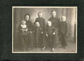 Abram and Maria Martens Family