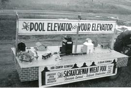 Saskatchewan Wheat Pool Float