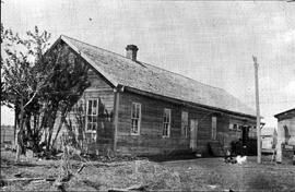 The First J. Janzen Home