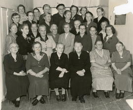 Senior Ladies Aid, Rosthern